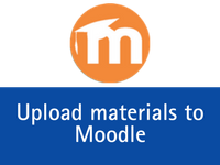 Upload to Moodle