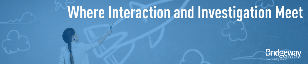 Where Interaction and Investigation Meet